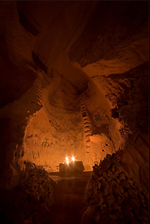 Cave Of Candles